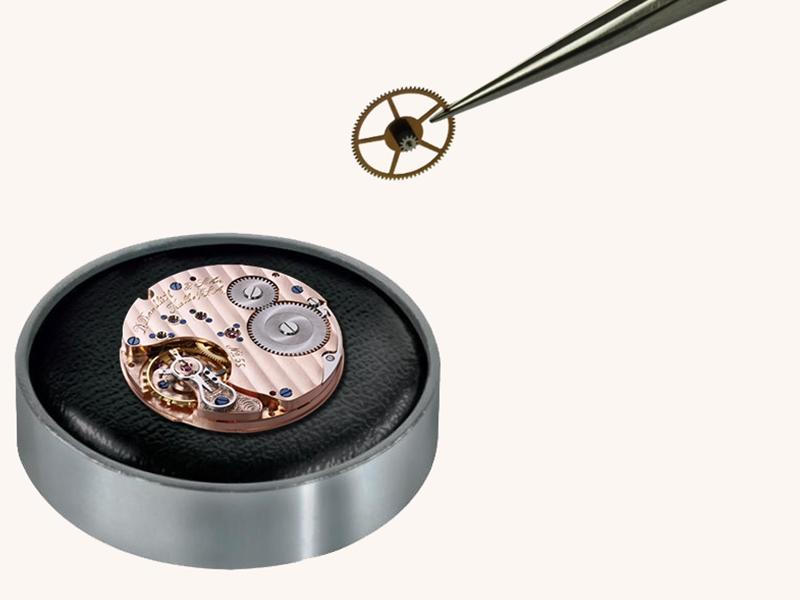 Revisione completa degli orologi